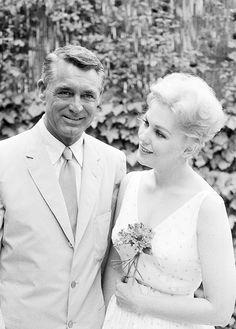 Cary Grant & Kim Novak, Cannes, 1959