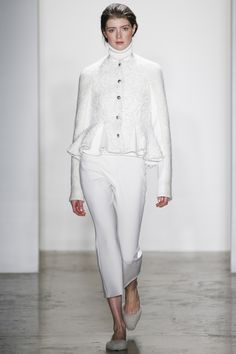Jonathan Simkhai Fall 2016 Ready-to-Wear Fashion Show - Défilé mode prêt-à-porter automne 2016