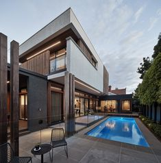 Archive of Elwood House by STAR Architecture | Elwood, VIC, Australia | Photography by Peter Bennetts and STAR Architecture