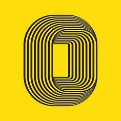 36daysoftype / Letter O . . . #36daysoftype #36days_O #36days #type #typography #typedesign #design #creative #typo #O
