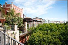 L'agrumeto di Villa degli Aranci, Polignano a Mare, Puglia