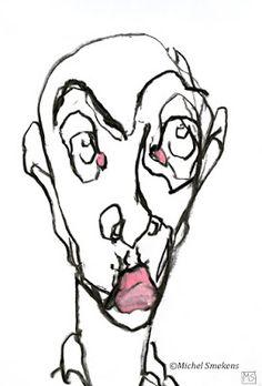 Art Michel Smekens: Question de personnalité, peut-être...