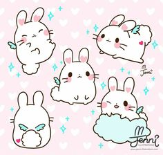 Little Bunny Angels