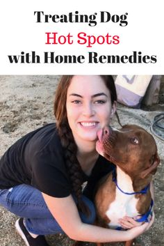 Treating Dog Hot Spots with Home Remedies - Your dog will LOVE you! Dog Training Classes, Training Your Dog, Training Tips, I Love Dogs, Puppy Love, Dog Hot Spots, Spotted Dog, Dog Car Seats, Cat Dog