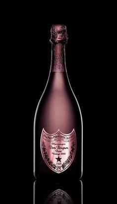 Dom Pérignon 2000 Rosé #winelable