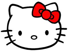 The Hello Kitty everyone knows and loves.  :D