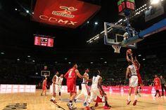 Inicio arrollador de México en el Campeonato FIBA Américas 2015
