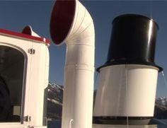 Telescopic funnel of Unterwalden - CLICK ON THE PICTURE TO WATCH THE VIDEO Watch Video, Video Clip, Telescope, Pictures, Photos, Telescope Craft, Resim, Clip Art