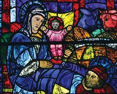 Evie Hone Nativity Saint Stanislaus College, Tullabeg