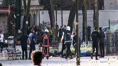 Explosion In Istanbul Tourist District Kills At Least 10