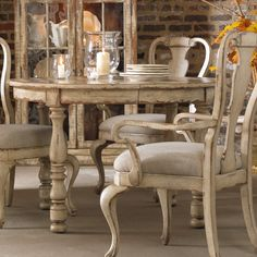 Wakefield Oval Leg Dining Table - Dining Tables at Hayneedle