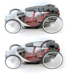 The Fayton, inspired by the natural (horse) and human (carriage) components of the phaeton horse-drawn buggy of the century, is a project aimed at providing comfortable transportation with a minimal carbon footprint. The EV's most noticeable features Bmw Concept, Citroen Concept, Microcar, Peugeot Partner, Lamborghini Concept, Bugatti Concept, Mercedes Concept, Cars Vintage, Horse And Human