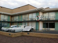 Lorraine Motel in Memphis, TN, where Martin Luther King Jr. was killed, is now the National Civil Rights Museum