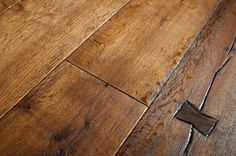 Engineered Oak Flooring Vintage Distressed Oak