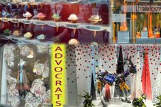 #Window #dressing done by Advocrats Creation Pvt Ltd. window dressing means make #attractive display of the #shop #window. for more Detail visit at: http://goo.gl/O1lFGA