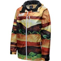 Neff Men's Daily II Snowboarding Jacket - REALLY? LOL