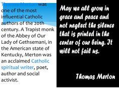 thomas merton prayer - Google Search