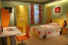 The Lion King Simba Bedroom #Disney #kids  My future son's room one day lol