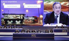 ACS recibe los 1.350 millones de indemnización del proyecto Castor