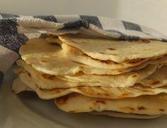 Tortitas mejicanas paso a paso