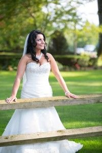 Bride at Indian Ridge Country Club, Andover, MA