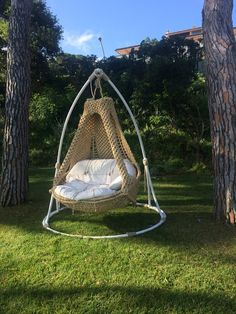 Garden hanging chair Garden hanging chair - Garden House Lazzerini
