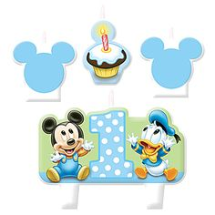 let 39 s celebrate my baptism and my 1st birthday free baby mickey invitations pinterest. Black Bedroom Furniture Sets. Home Design Ideas