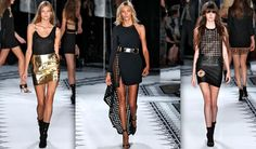 Versus by Anthony Vaccarello Spring 2015