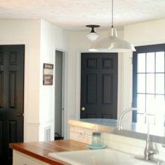 Black Doors & Windows