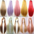 Details about New Fashion Long Anime Wigs lady Wigs Full Straight Womens Hair Blond - - Long Hair Wigs, Curly Wigs, Long Curly Hair, Curly Hair Styles, Bob Lace Front Wigs, Synthetic Lace Front Wigs, Wig Hairstyles, Straight Hairstyles, Ombre Curly Hair