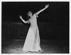 An article from Dance Teacher Magazine this can give a little background of the Type of modern dancer she was.
