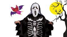 Mantelli, maschere, scheletri, per creare il costume di Halloween per il tuo bambino