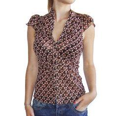bf2ebe0dbd Blusa Zara semitransparente - Chicfy