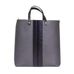 78d08c0c396c Borbonese o.p. Graffiti Vertical Handbag ( 366) ❤ liked on Polyvore  featuring bags