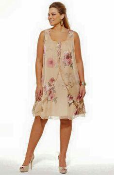 - Dresses - Dresses - Plus Size & Larger Sizes Womens Clothing at Dream Diva Australia Fashion Clothes Sized Women's: 20s Outfits, Fashion Outfits, Fashion Clothes, Plus Size Dresses, Plus Size Outfits, Dresses Dresses, Wrap Dresses, Hippie Dresses, Vestidos Chiffon