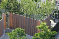 Jardin Serge Gainsbourg / Matthieu Gelin & David Lafon Architecte