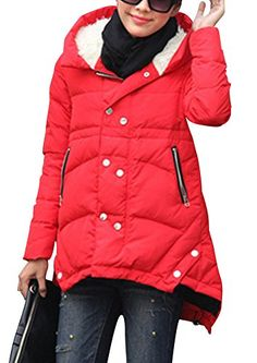 Y.hua Women's Original Winter Puffer Double Breasted Down Coat Parka  http://www.yearofstyle.com/y-hua-womens-original-winter-puffer-double-breasted-down-coat-parka/