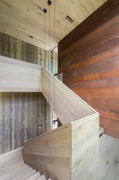 Contemporary Residence | Staircase Ideas | Modern Architecture | Quiet Home | Noise Canceling | Interior Design