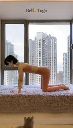 Beginner Yoga Workout, Gym Workout For Beginners, Gym Workout Tips, Fitness Workout For Women, Pilates Workout, Yoga Fitness, Dance Workout Videos, Yoga Videos, Become A Yoga Instructor
