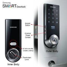 74 Best Home - Door Hardware & Locks images in 2013 | Home