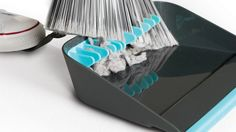 Broom Groomer Broom Cleaning Dustpan   Quirky Products from Quirky