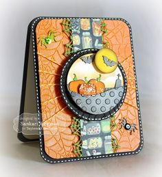 Sankari Wegman: Sankari's Sunshine Corner: Taylored Expressions Sneak Peeks: Little Bits Halloween Scene and Spooky Trees Cutting Plate - 9/9/14 (Taylored Expressions)