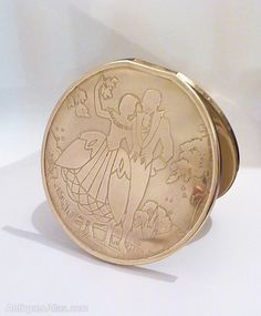 Very rare vintage compacts 1940s compact mirrors compacts pocket mirrors poudrier handbag mirror bridesmaids vintage gifts wedding gift