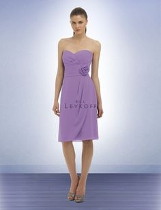 0029dc7aabd Bridesmaid Dress Style 327 - Bridesmaid Dresses by Bill Levkoff Bill Levkoff  Bridesmaid