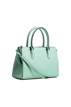 a1dfbe56fe3ce Small handbag  Small handbag in grained imitation leather with two handles