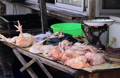 Just three miles from a wild animal market identified as the epicenter of the pandemic, Chinese government researchers were working on new viruses Bad Cover, Wuhan, Chinese, Animal, Signs, Ketchup, Live, Travel, Viajes