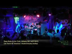 Deez Nuts - (complete show) @An Club, Athens 14/07/2015