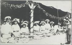 at abazaar! From left to right, it's Unknown, Tatiana, Anastasia, Unknown, Olga, Rita Khitrovo, Maria.