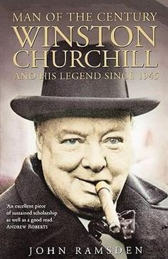 """John Ramsden - The life and times of Winston Churchill. Churchill inspired the West in the fights against Fascism and Communism in the 1940s, the consequences of which remain very much with us today, while his name and his legend are still invoked by a wide range of contemporary statesmen. This book explores his life and his remarkable range of skills and achievements in a sixty-year-long public life. It seeks to answer the question, """"What was it that was great in Winston Churchill?"""" Trade Books, Library Card, Queen Mary, Winston Churchill, History Books, Historian, Nonfiction, The Man, The Book"""
