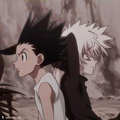 Anime Naruto, Manga Anime, Me Anime, Fanarts Anime, Kawaii Anime, Anime Guys, Anime Characters, Killua, Hisoka